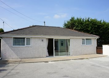 Thumbnail 3 bed detached bungalow to rent in Buckshead, Truro