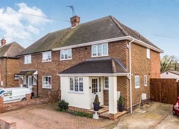 Thumbnail 4 bedroom semi-detached house for sale in Lymans Road, Arlesey
