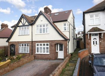 Thumbnail 4 bed semi-detached house for sale in Brinklow Crescent, London