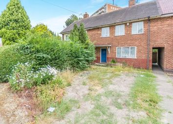 Thumbnail 3 bed terraced house for sale in Fox Green Crescent, Acocks Green, Birmingham, West Midlands