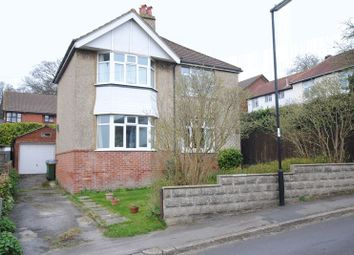 Thumbnail 3 bedroom detached house for sale in Coleson Road, Southampton