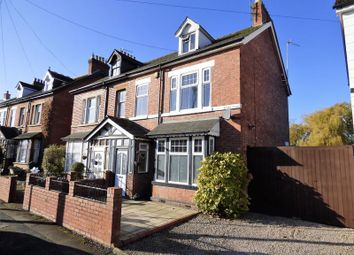 Thumbnail 5 bed semi-detached house for sale in Tuffley Crescent, Linden, Gloucester