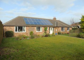Thumbnail 3 bed bungalow for sale in Chibburn Court, Widdrington, Morpeth