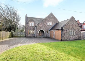 Thumbnail 5 bed detached house for sale in Main Street, Great Heck, Goole