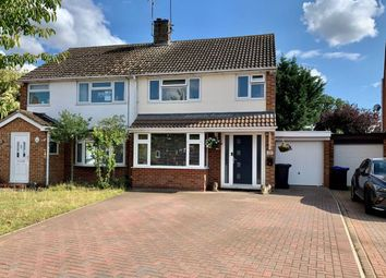 3 bed semi-detached house for sale in Barnfield Close, Kingsthorpe, Northampton NN2