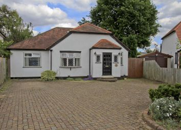Thumbnail 4 bed detached bungalow for sale in Chiltern Close, Ickenham