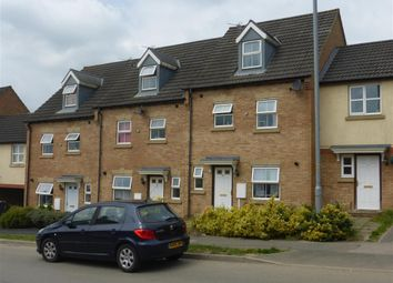 Thumbnail 4 bed property to rent in Bennett Road, Corby