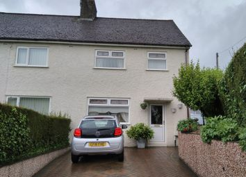 Thumbnail 3 bedroom semi-detached house for sale in Brynglas, Gilwern, Abergavenny