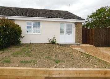 Thumbnail 2 bedroom semi-detached house for sale in Thirlmere Drive, Stowmarket