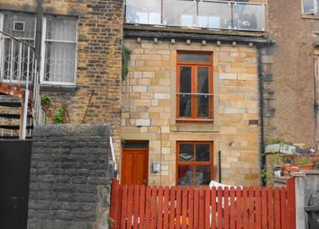 Thumbnail 1 bed terraced house to rent in Oxford Street, Todmorden, West Yorkshire.