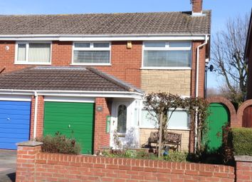 Thumbnail 3 bed semi-detached house for sale in Thurcroft Drive, Skelmersdale