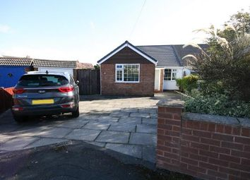 Thumbnail 3 bed semi-detached bungalow for sale in Castle Drive, Formby, Liverpool