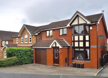 4 bed detached house for sale in Quarry Heights, Stalybridge SK15