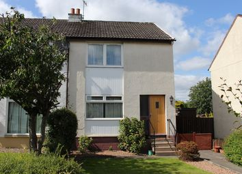 Thumbnail 2 bedroom semi-detached house for sale in Ardoch Crescent, Dunblane