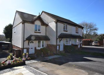 Thumbnail 2 bed end terrace house for sale in Fincer Drive, Woodlands, Ivybridge