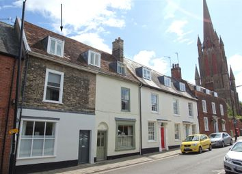 Thumbnail 3 bed terraced house for sale in St. Johns Street, Bury St. Edmunds