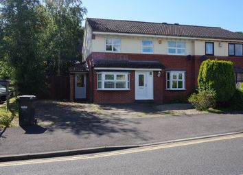 Thumbnail 4 bed semi-detached house to rent in Vicarage Road, Catterick Garrison
