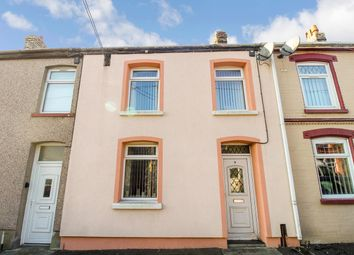 Thumbnail 2 bed terraced house for sale in Mount Pleasant Road, Ebbw Vale