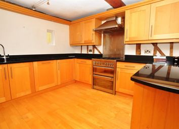 Thumbnail 3 bed flat to rent in Kent Place, Oughton Head Way, Hitchin
