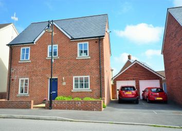 Thumbnail 3 bed detached house for sale in Allen Road, Shaftesbury