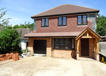 Thumbnail 5 bed detached house for sale in Pinewood Avenue, New Haw