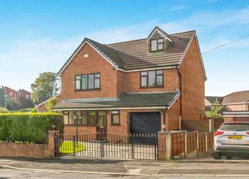 Thumbnail 4 bed detached house for sale in Cambrian Drive, Royton, Oldham