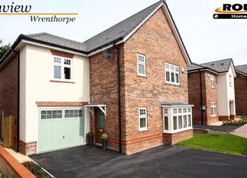 Thumbnail 4 bed detached house for sale in Southview, Wrenthorpe Lane, Wakefield