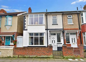 Thumbnail End terrace house for sale in Compton Road, North End, Portsmouth, Hampshire