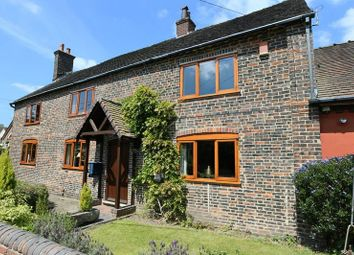 Thumbnail 4 bed cottage for sale in Castle Lane, Madeley, Crewe