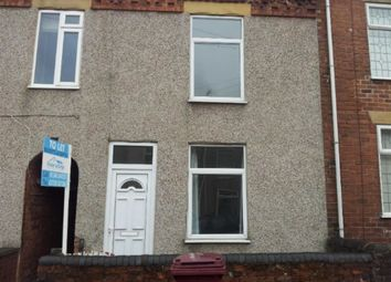 Thumbnail 2 bedroom terraced house to rent in Chapel Road, Chesterfield, Derbyshire
