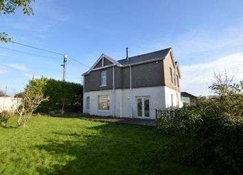 Thumbnail 4 bed detached house for sale in Plymstock Road, Plymstock, Plymouth, Devon