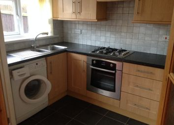 Thumbnail 2 bed terraced house to rent in Beech Avenue, Groby, Leicester