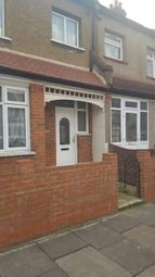 Thumbnail 1 bedroom flat to rent in Wall End Road, London