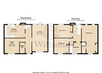 Thumbnail 3 bed detached house for sale in Arncott Way, Aylesbury