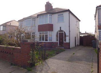 Thumbnail 3 bedroom semi-detached house for sale in Anchorsholme Lane East, Thornton-Cleveleys