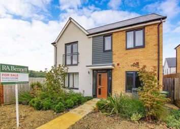 Thumbnail 4 bed detached house for sale in Budding Way, Dursley, Gloucestershire, .
