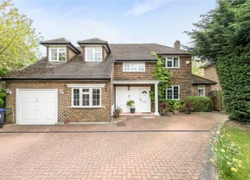 Thumbnail 4 bedroom detached house for sale in The Glade, Gerrards Cross, Buckinghamshire