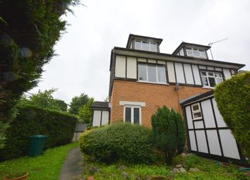 Thumbnail 3 bed semi-detached house to rent in Rickard Close, London