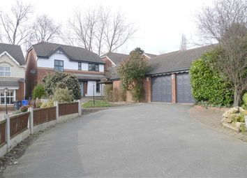 Thumbnail 4 bed detached house for sale in Hedges Drive, Ilkeston, Derbyshire