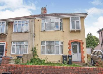 Thumbnail 3 bed semi-detached house for sale in Frome Valley Road, Bristol, .