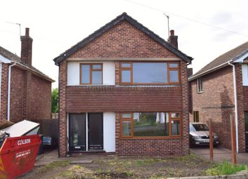 Thumbnail 3 bed detached house for sale in Nursery Road, Bingham