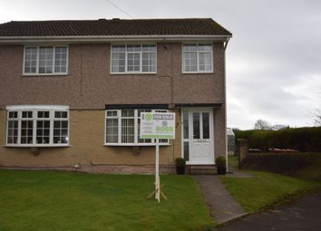 Thumbnail 3 bed semi-detached house for sale in Broughton Close, Askam-In-Furness