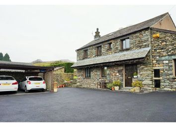 Thumbnail 4 bedroom detached house for sale in Stonecroft, Ambleside