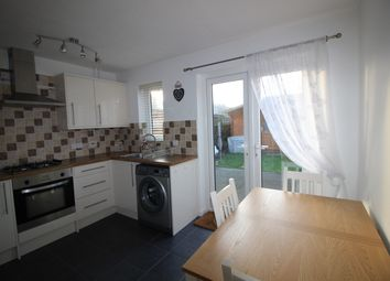 Thumbnail 2 bed semi-detached house to rent in Hallcroft Chase, Highwoods, Colchester
