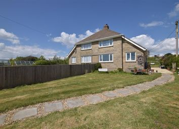 Thumbnail 3 bed semi-detached house for sale in Chilton Lane, Brighstone, Isle Of Wight