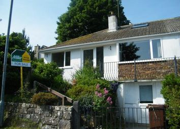 Thumbnail 3 bed bungalow for sale in Gulval, Penzance, Cornwall