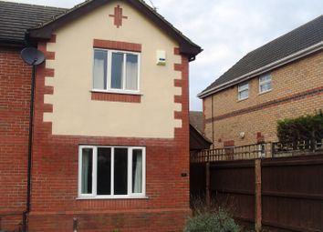 Thumbnail 2 bed end terrace house to rent in St Catherine's Court, Grimsby