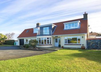Thumbnail 4 bed detached house for sale in L'ancresse Road, Vale, Guernsey