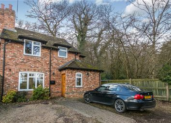 Woodside Cottages, Warren Row, Reading RG10. 3 bed semi-detached house