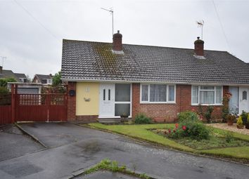 Thumbnail 2 bedroom semi-detached bungalow for sale in Gardiners Close, Churchdown, Gloucester